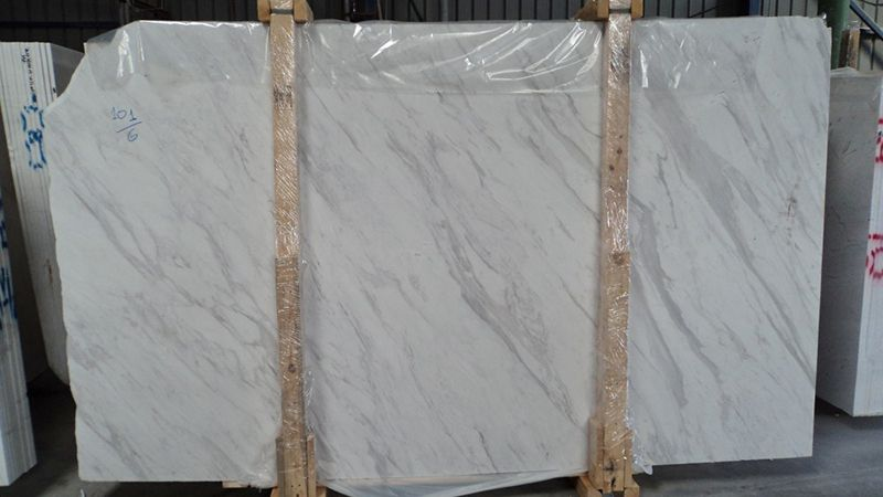 Volakas Marble Chinese Marble Countertop, Marble Stone, Cut To Size Marble