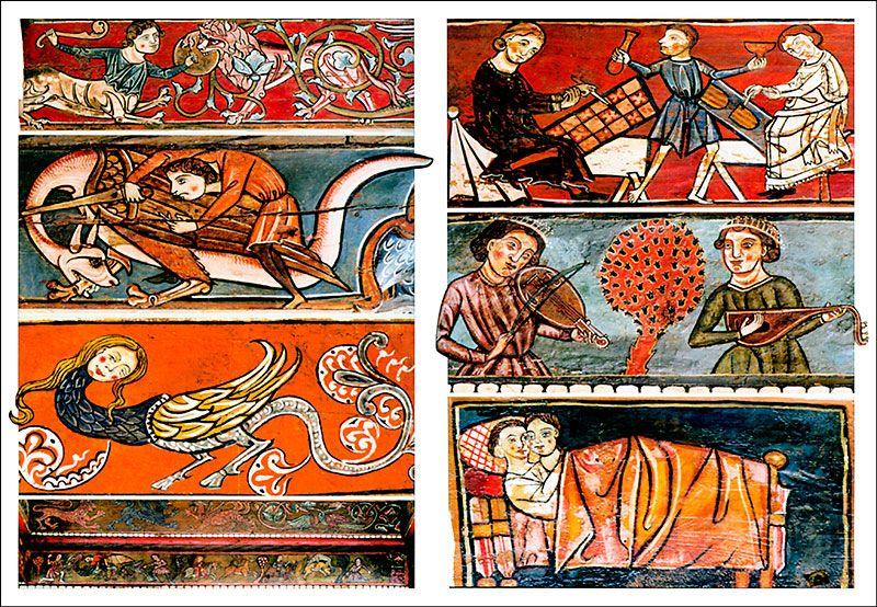 Pin De Marmi Muralla En Teruel Mudejar Mudejar Pinturas Arte