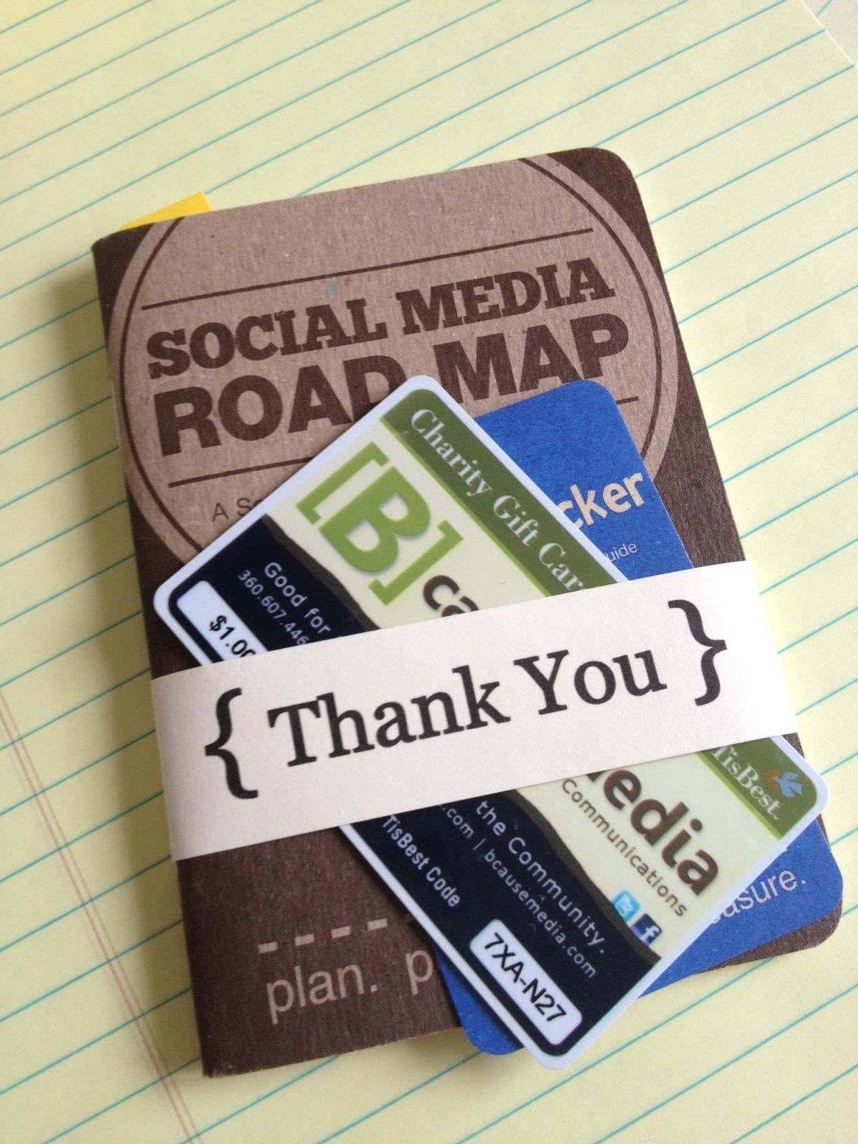 I've got my copy of Social Media Road Map by SMO! Do you have yours yet?  This is a great tool for creating an effective social media strategy! Very useful - love it! Well done Mr. @Noland Hoshino :-)