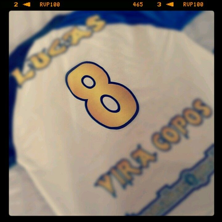 Vira Copos FC / Costas / 2013
