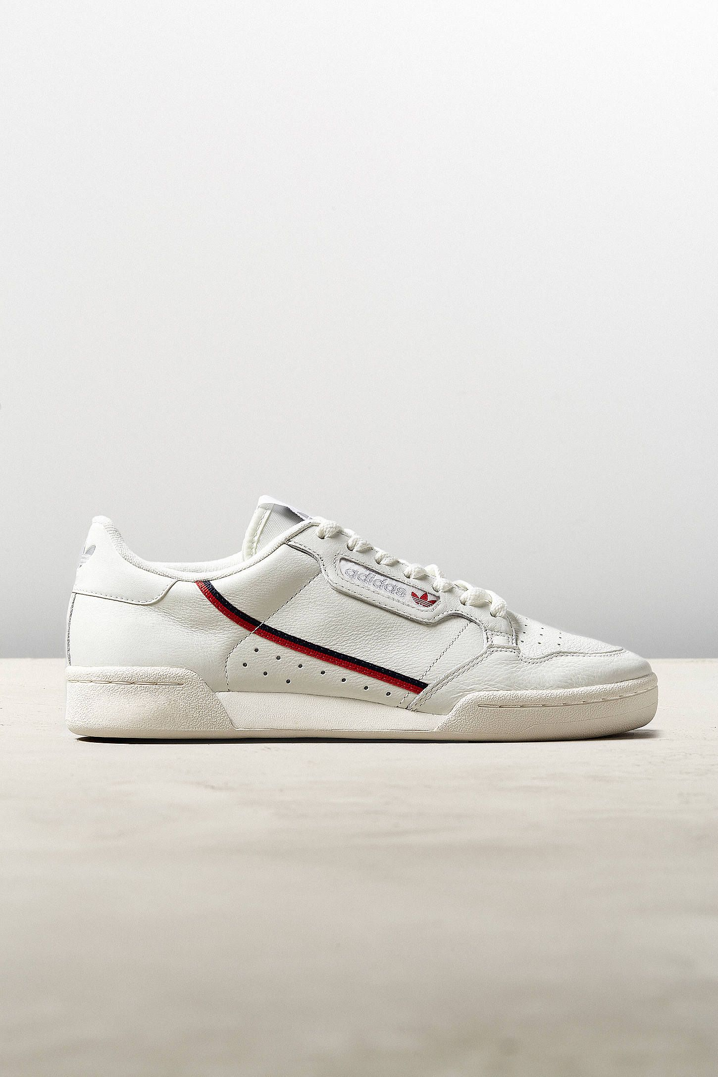 quality design 1ef2a 5f071 adidas Continental 80 Cream Sneaker  Urban Outfitters