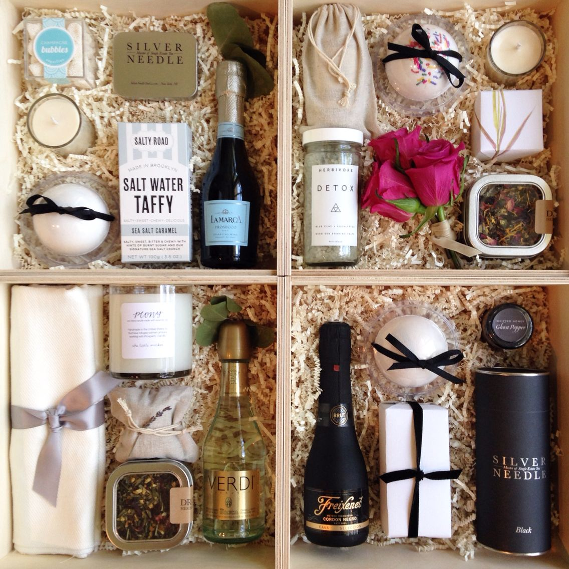 Diy Wedding Gift Basket Ideas: Baby Shower Gifts By Teak & Twine