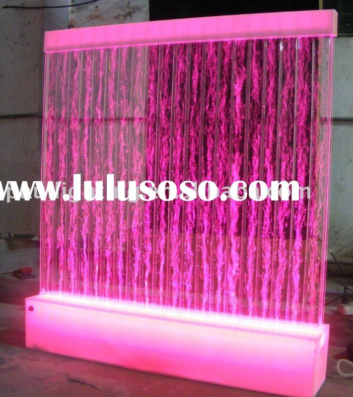 Water Bubble Panel Free Standing Water Bubble Wall Indoor