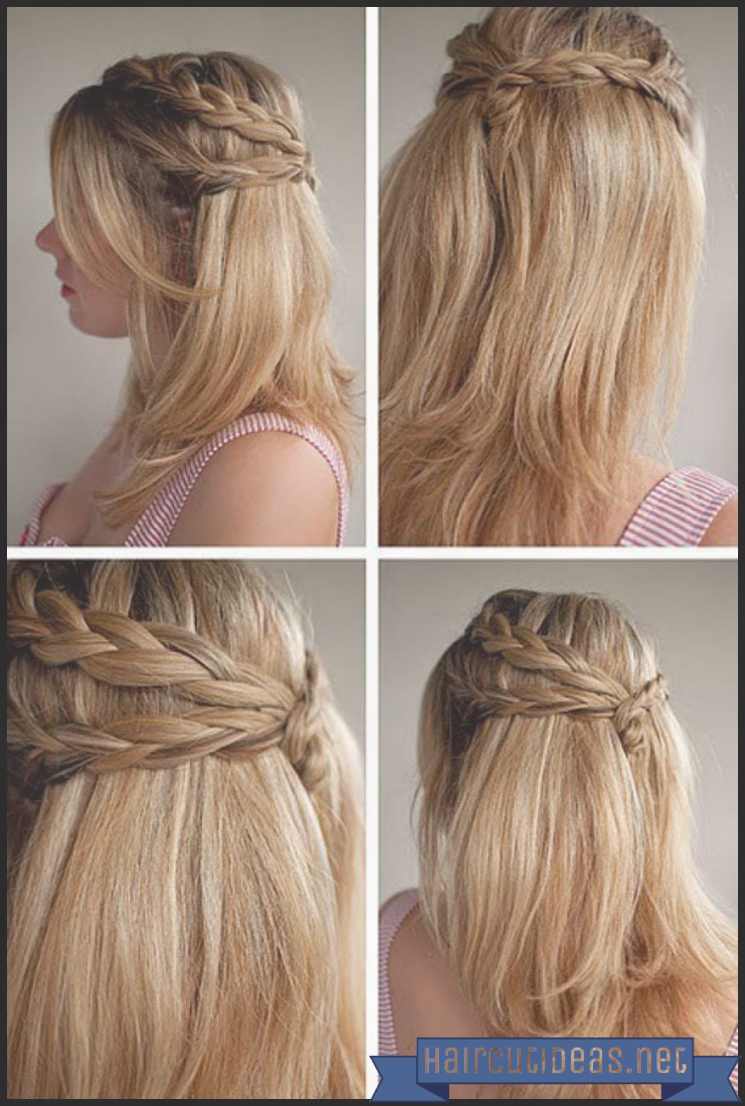 Simple Daily Hairstyle Simple Hair Style