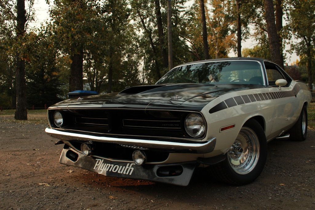AAR 'Cuda by *Racer5353 on deviantART