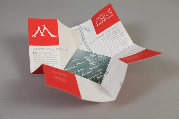 Cool Brochure Designs That Make the Reader Adore Them Brochures - folded brochure