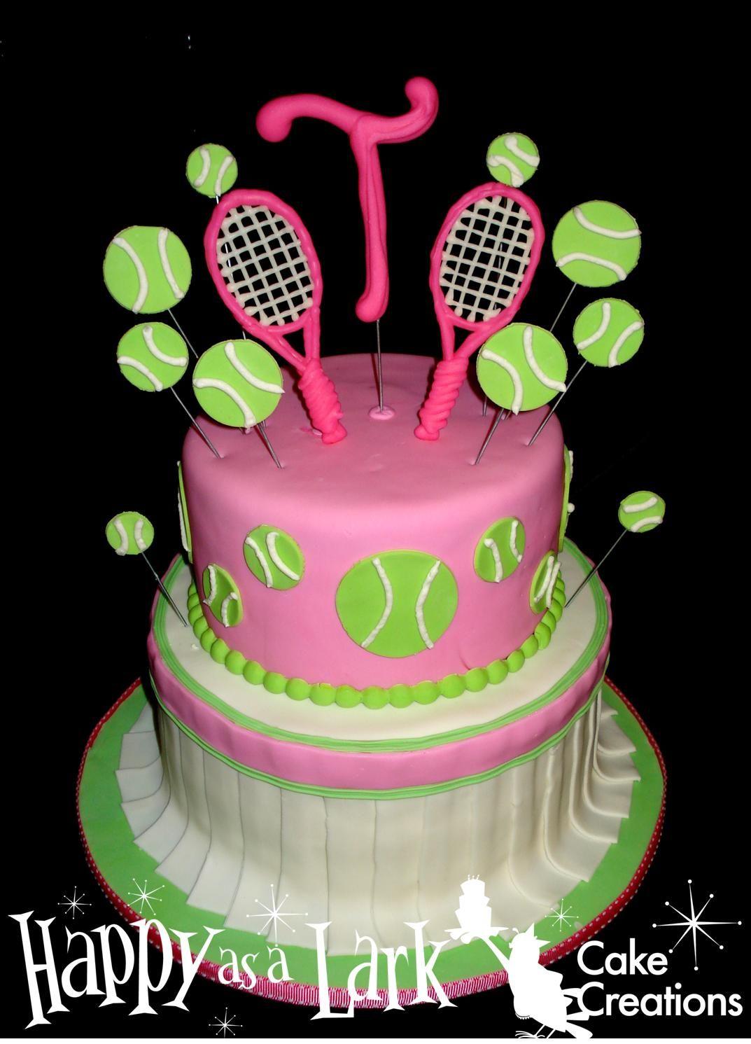 Tennis Cake Decorating Kit