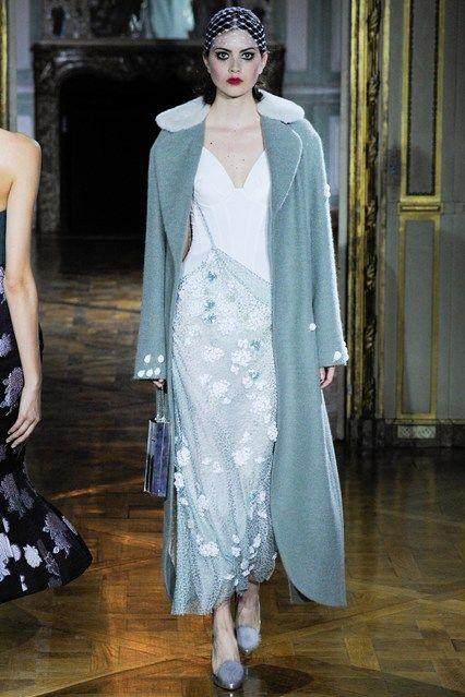 Ulyana Sergeenko - Autumn/Winter 2015-16 Couture - Paris (Vogue.co.uk)