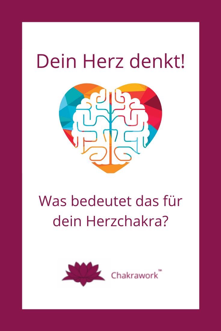 Dein Herz denkt! - Was bedeutet das für dein Herzchakra