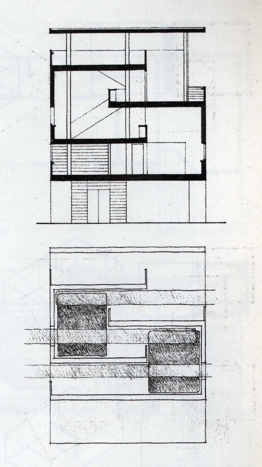 le corbusier villa baizeau villa cartago 1927 pt ri pinterest cartago villas and. Black Bedroom Furniture Sets. Home Design Ideas