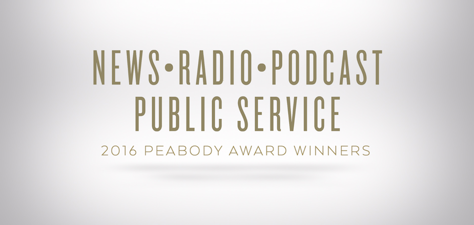 The Peabody Awards Board Of Jurors Have Selected 11