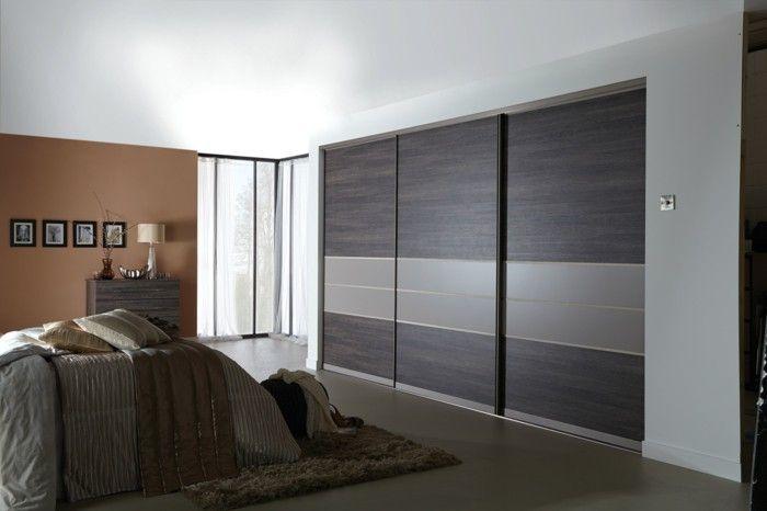 Wardrobe Sliding Door Bedroom Wardrobe Brown Wall Wardrobe Door Designs Sliding Wardrobe Doors Wardrobe Doors