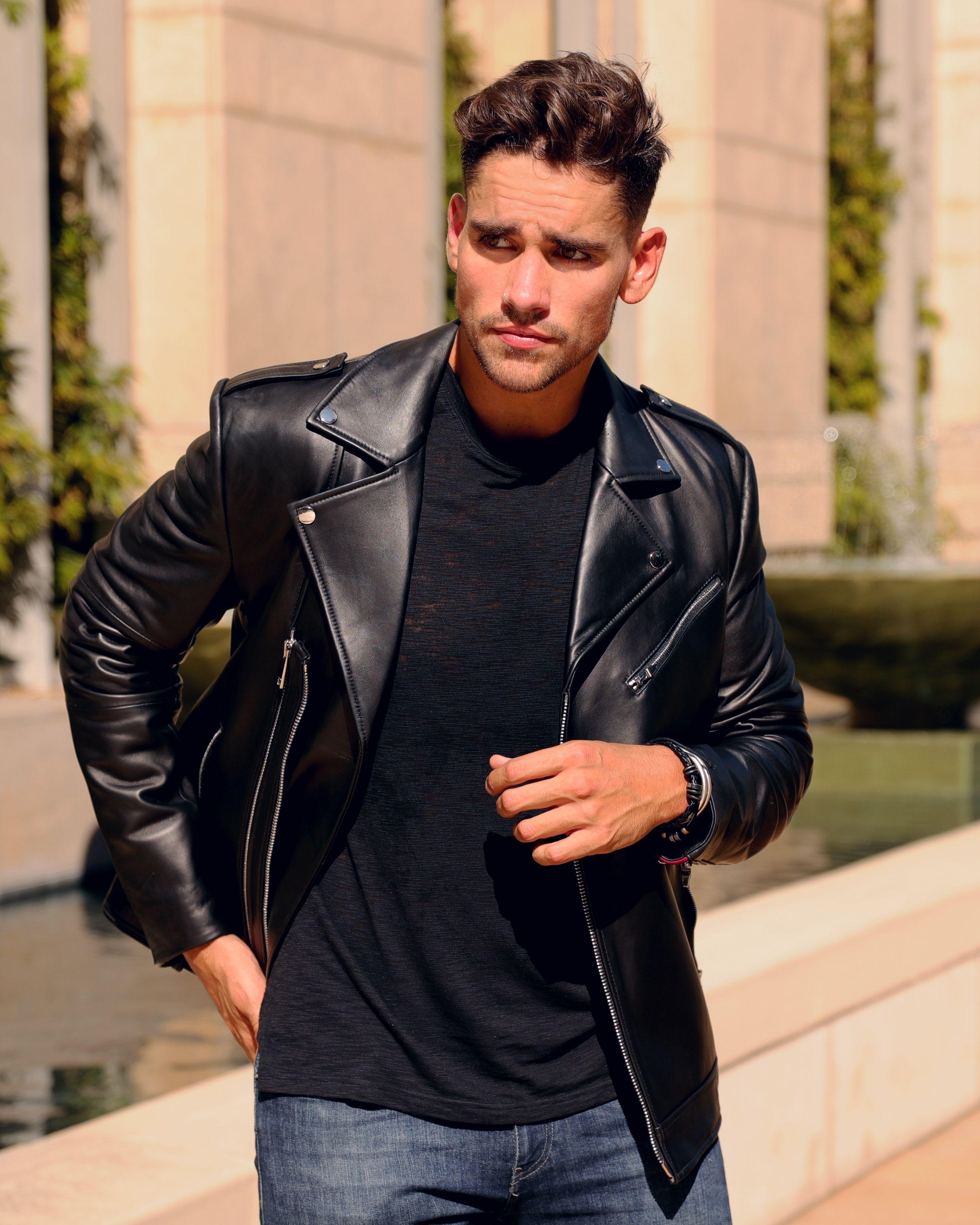 Apollo Leather Moto Jacket Leather Jacket Fashion Suits For Men Leather Jacket Men [ 3486 x 2789 Pixel ]