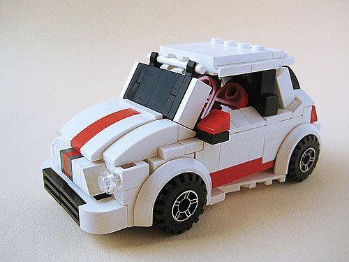 Abarth 2 Lego Truck Lego Cars Lego