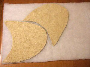 como hacer pantuflas reciclando 11