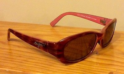 2ce353526b11b nice Maui Jim Punchbowl Sunglasses Tortoise with Pink Frames Lens MJ219-12  MJ219