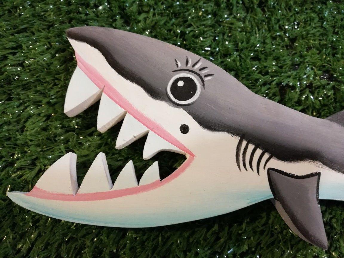 Shark With Big Eyes