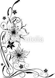 bildergebnis f r malvorlage lilien malvorlagen pinterest malvorlagen vorlagen und ergebnisse. Black Bedroom Furniture Sets. Home Design Ideas