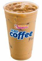 Dd Iced Coffee Extra Light And Sweet Liquid Sugar 2 Turbo Shots Perfectly Prepared Yummy Goodness