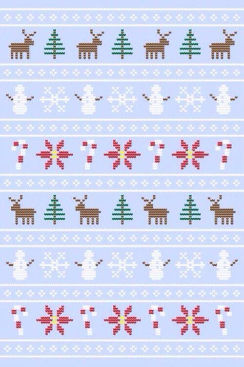 Christmas Pattern Wallpaper Iphone Christmas Iphone Wallpaper Xmas Ipad Wallpaper Watercolor