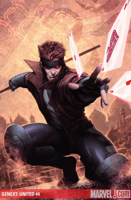 Xmen Gambit Marvel Comics Marvel Comics Art Gambit Marvel Marvel Characters