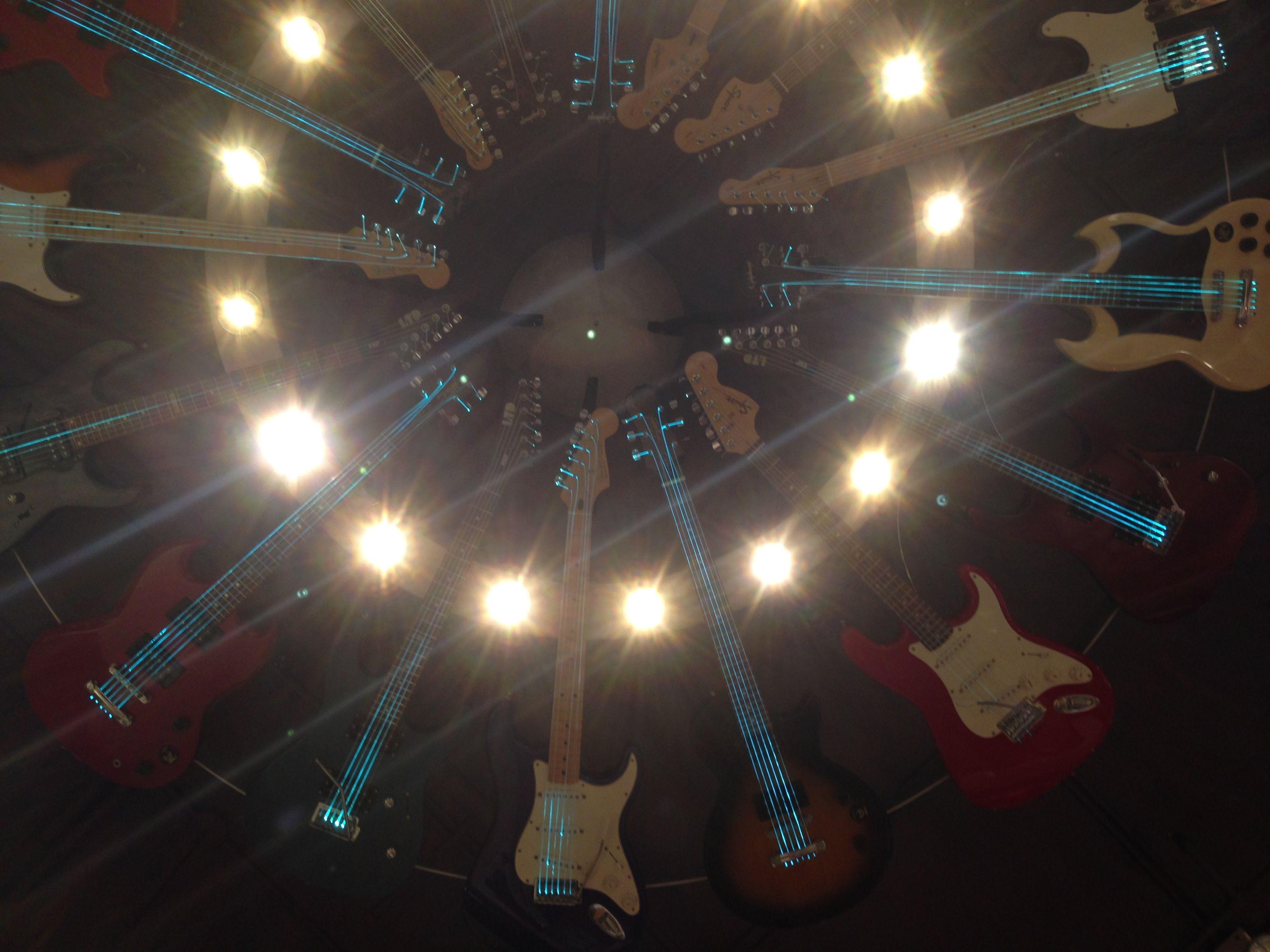 Fender guitar chandelier hard rock hotel universal studios orlando fender guitar chandelier hard rock hotel universal studios orlando fl usa arubaitofo Choice Image