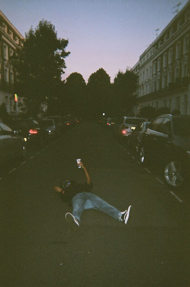 We gave 11 musicians disposable cameras. They gave us these photos.