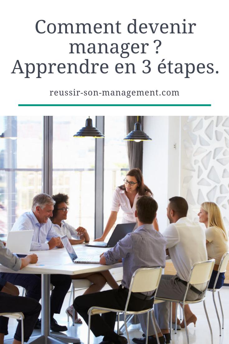 Envie De Devenir Manager Voici Comment Developper Les Competences Necessaires Et Devenir Competent Devenir Manager Dynamique De Groupe Motivation Au Travail
