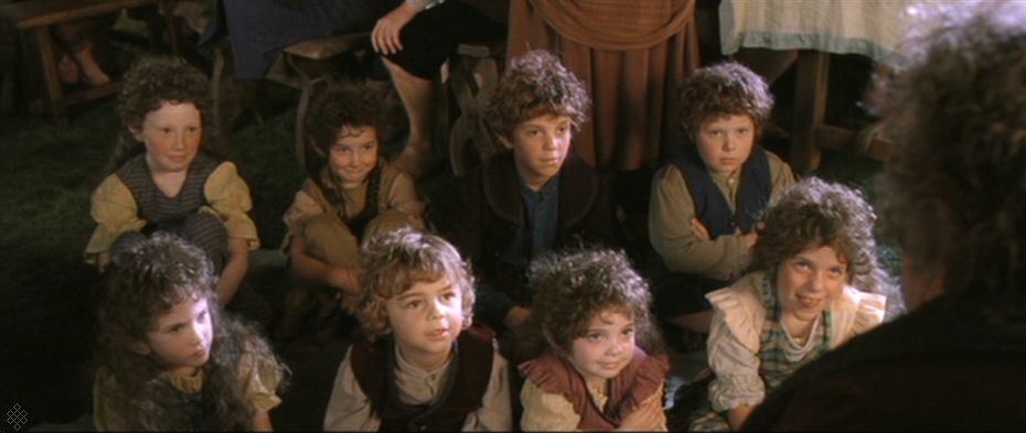 Image result for bilbo telling a story   The hobbit, Fellowship of ...
