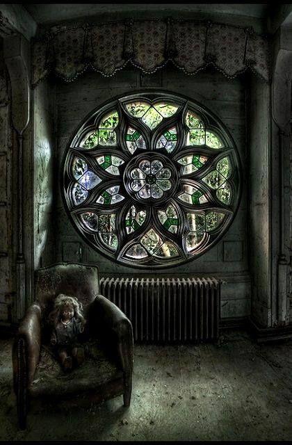 DERELICTION #abandonedplaces