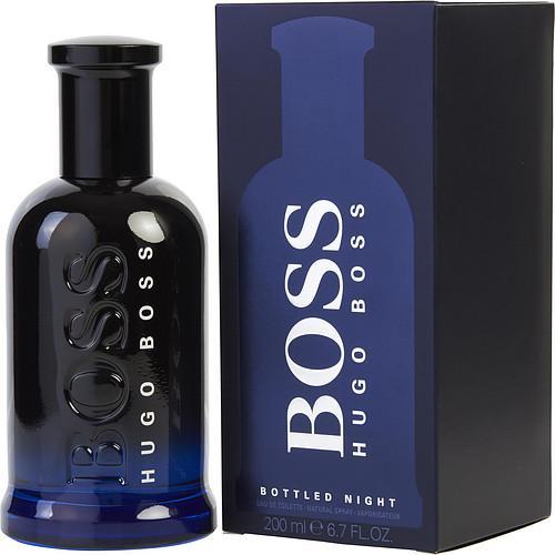 Boss Bottled Night By Hugo Boss Edt Spray 6 7 Oz Edt Edtspray Perfume Colognespray Menscolognesale Menparfum Cologne Fre Fragrance Hugo Boss Perfume