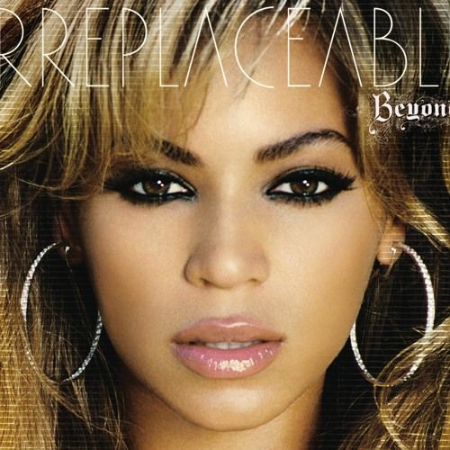 Beyoncé – Irreplaceable (single cover art)
