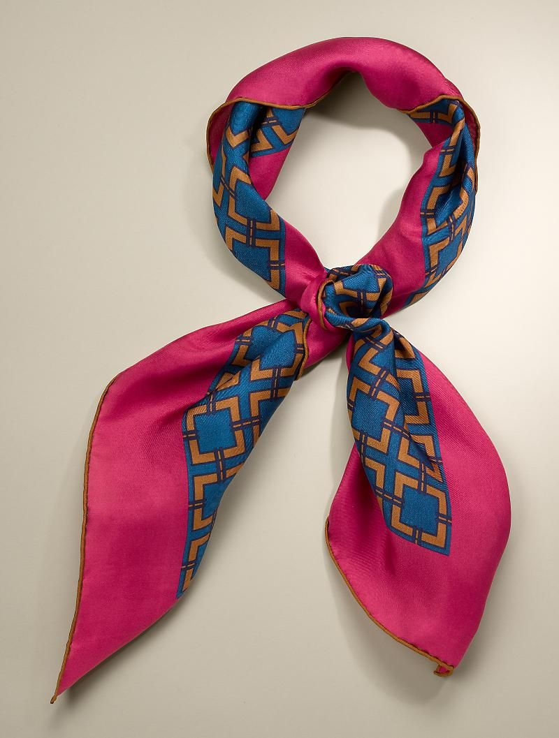Talbots - Chain Status Scarf | Scarf for Momma