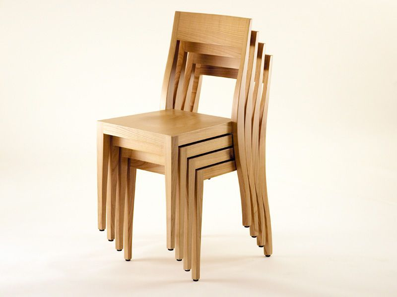 Perfect Wooden Chairs, Stacking Chairs, Condos, Wood Chairs, Wooden Dining Chairs