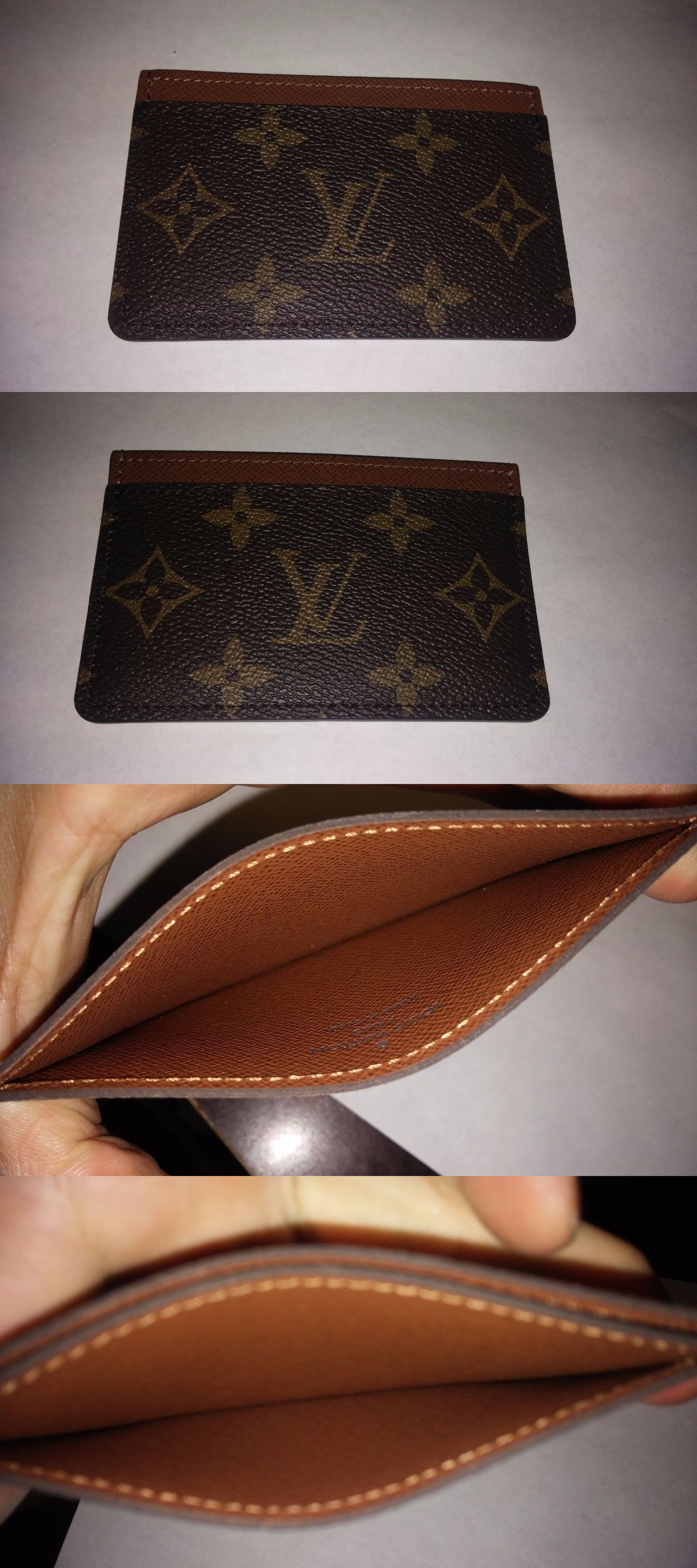Business and Credit Card Cases 105860: New Louis Vuitton Monogram ...