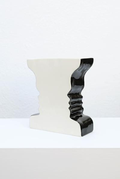 Rubin Optical Illusion Vase Mlaut Ceramics Products Pinterest