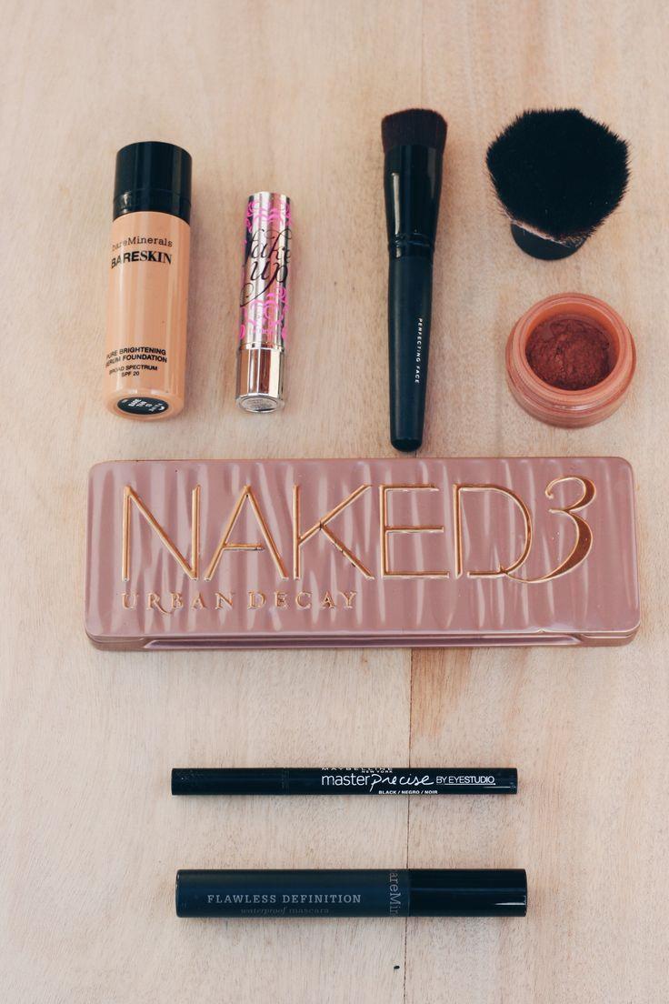 A Minimalist Guide: Make-up Essentials