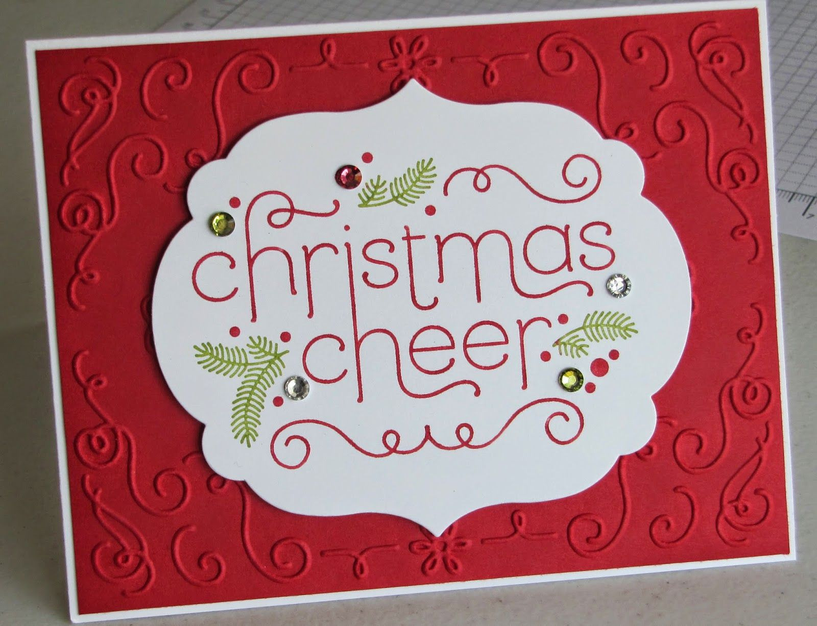 Christmas Card Making Ideas 2014 Part - 44: Holiday Catalogue Extravaganza · Christmas CardsHoliday ...