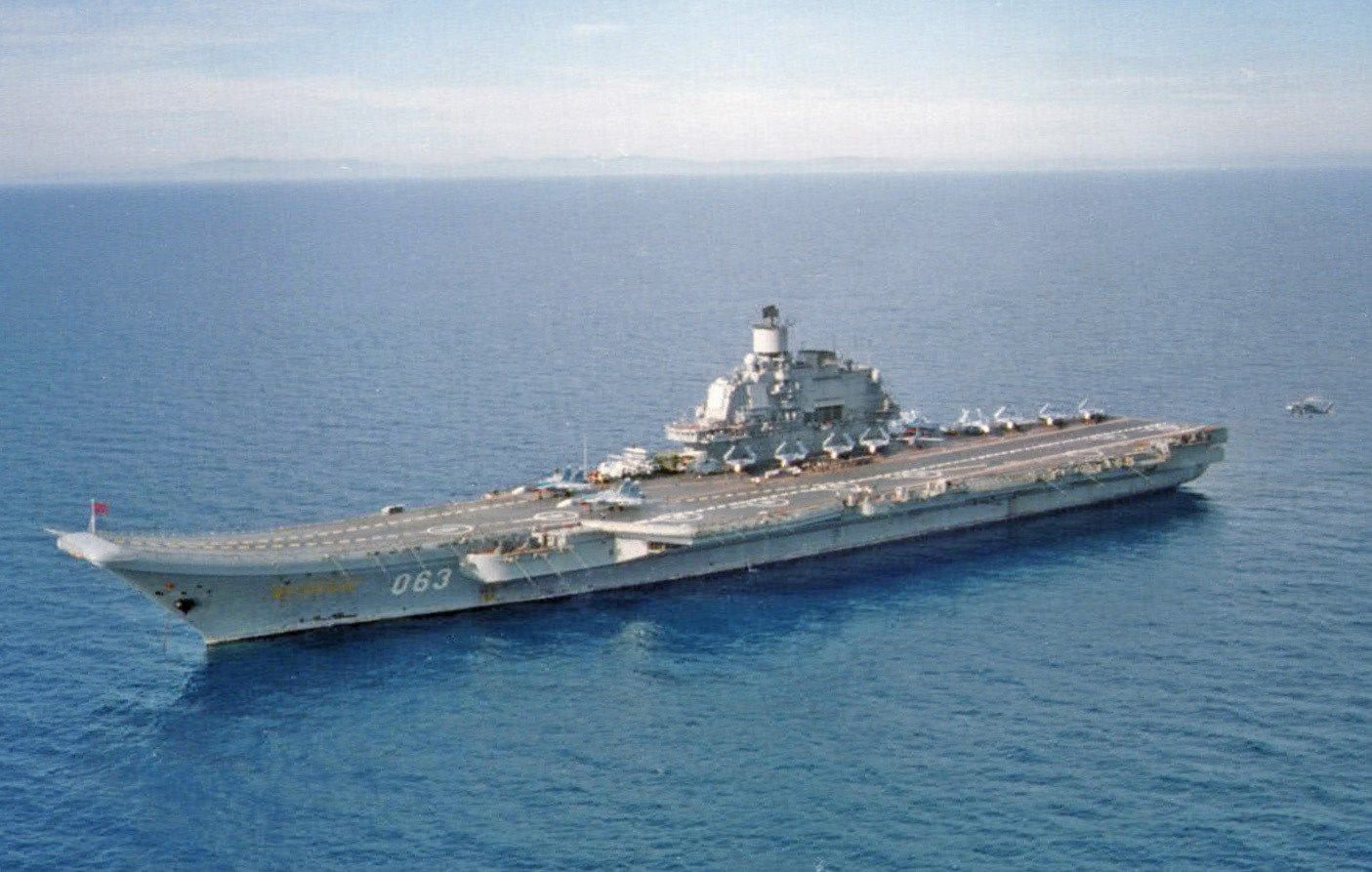 russian aircraft carrier admiral kuznetsov pictures for desktop (Gable Jones 1405x893)