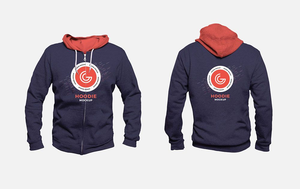 Download Free Front Back Men Hoodie Mockup Hoodie Mockup Hoodie Mockup Free Hoodies