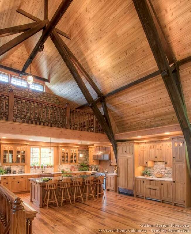 25 Captivating Ideas For Kitchens With Skylights: The 25+ Best Vaulted Ceiling Kitchen Ideas On Pinterest