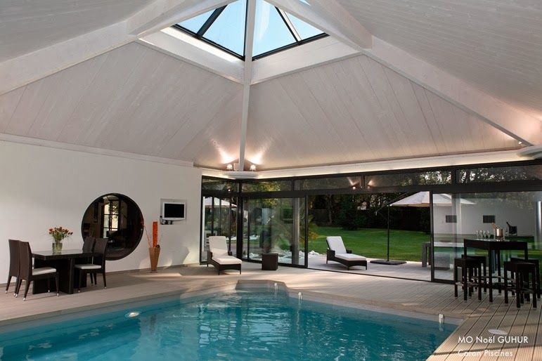 piscine #Caron #detente Indoor Pools Pinterest Indoor pools