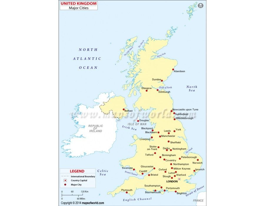 Map Of Major Uk Cities.Buy Uk Map With Major Cities Online Country Maps Country Maps