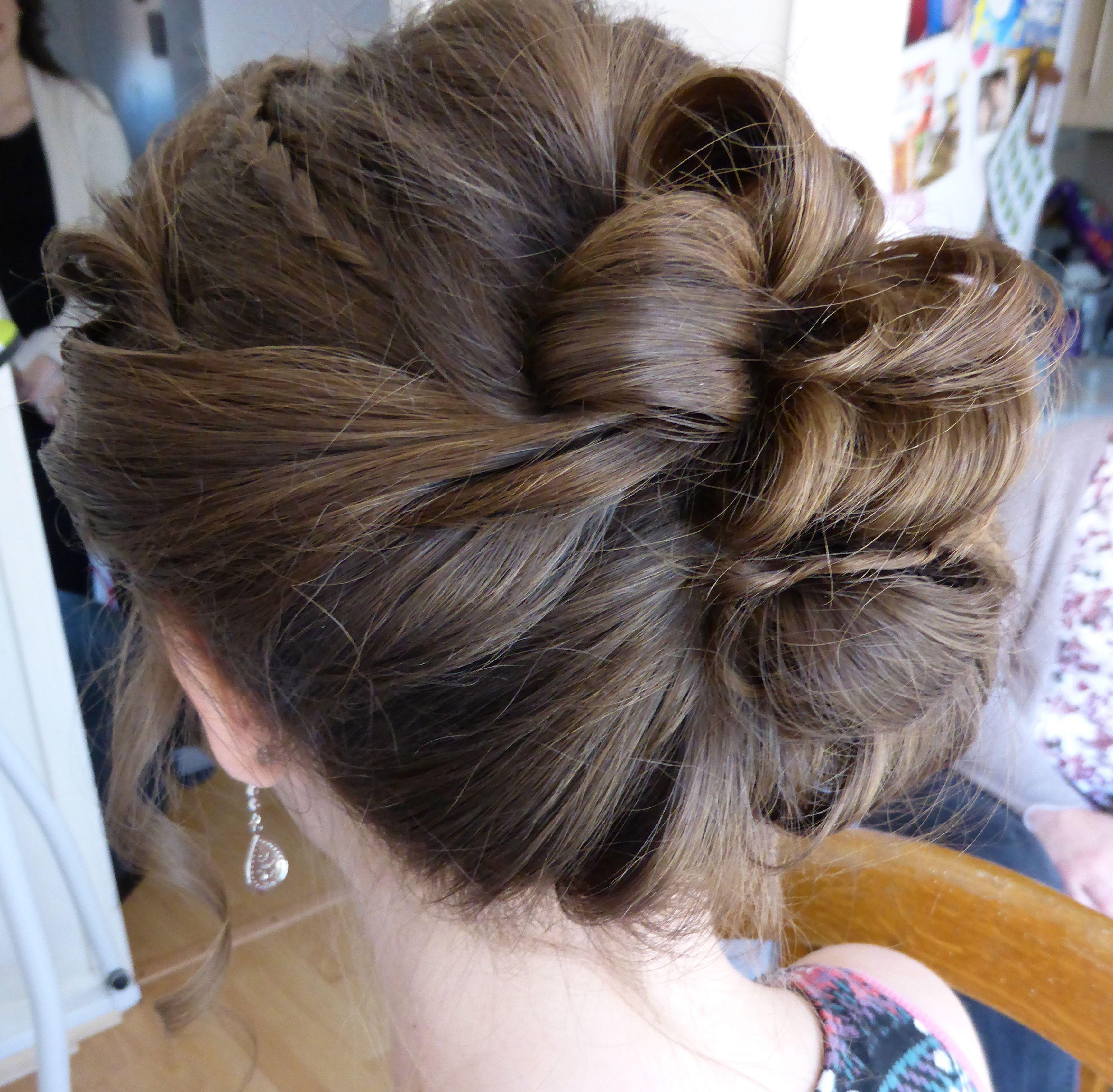 Bridal Trial For Heather Www.hairbynickymckenzie.co.uk
