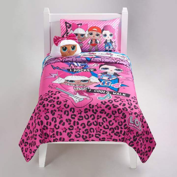 newest 02fd2 34e08 L.O.L. Surprise! LOL Rock Twin Full Comforter | Products ...