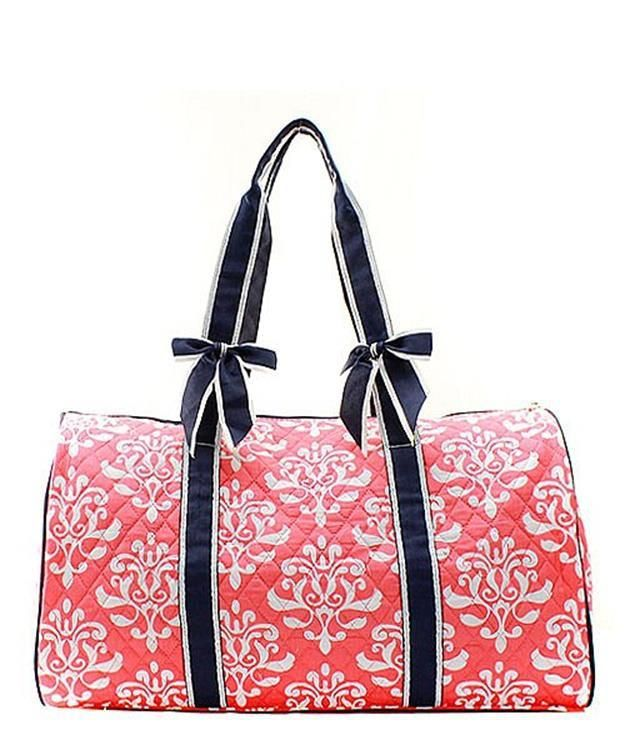 fa53a3154eb6 Quilted Duffle Bag Large Weekender