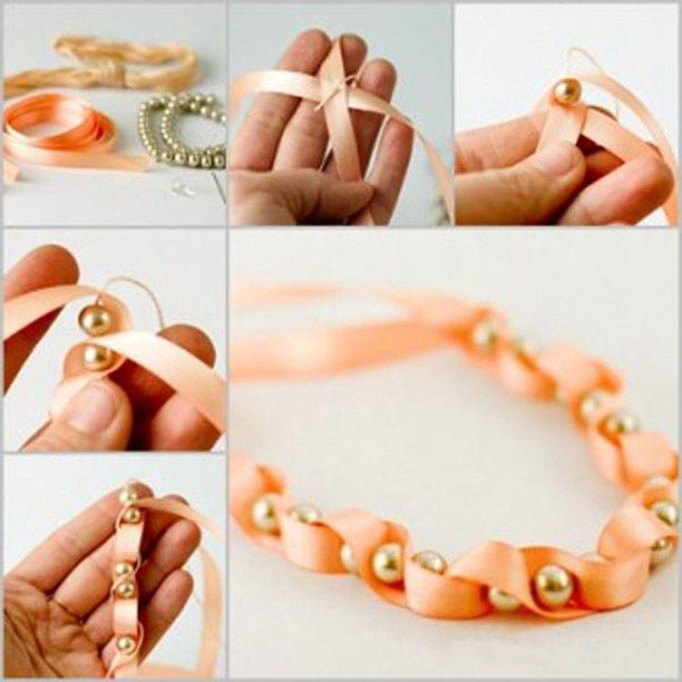 How to make handmade pendants of beads and ribbons clothing shoes how to make handmade pendants of beads and ribbons audiocablefo