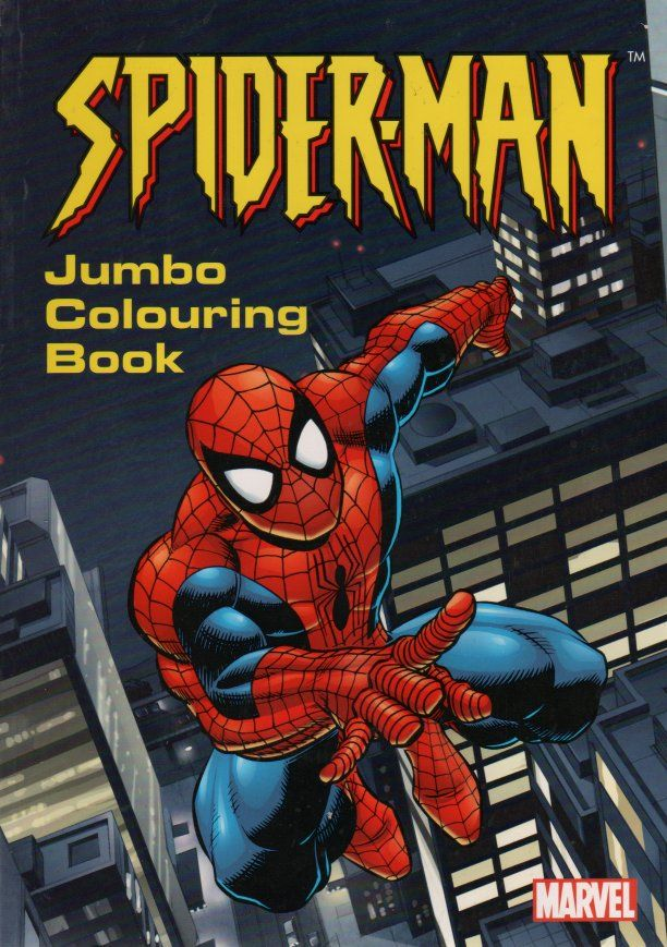 Trace Spiderman Coloring Book 1 Big Lots Clearance Arte