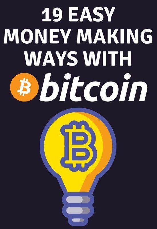 19 Money making ways
