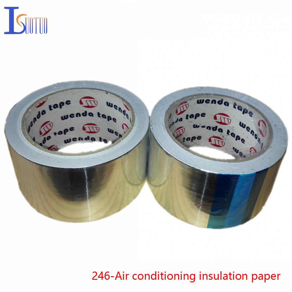 Air conditioning and refrigerator insulation paper aluminum foil heater exhaust pipe exhaust pipe of aluminum foil  sc 1 st  Pinterest & Air conditioning and refrigerator insulation paper aluminum foil ...